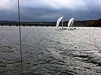 J70 Kirmeseeregatta am Möhnesee